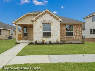 Georgetown Single Family Home For Sale: 8156 Daisy Cutter Xing