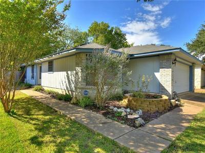 Travis County Single Family Home For Sale: 8104 Huddleston Ln