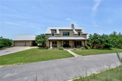 Hays County Single Family Home Pending - Taking Backups: 563 Whirlaway