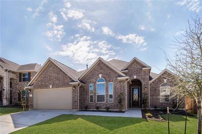 Austin Single Family Home For Sale: 12509 Morelia Way