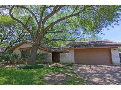 Single Family Home For Sale: 4611 Trail Crest Cir