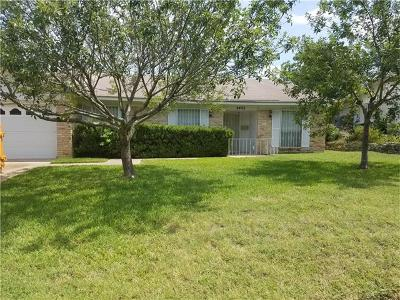 Austin Single Family Home Pending - Taking Backups: 2402 Ventura Dr