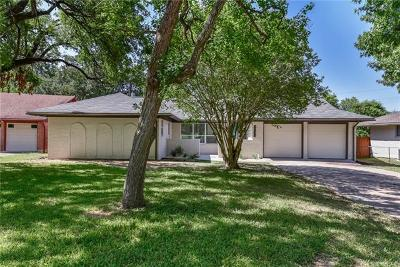 Travis County Single Family Home For Sale: 5501 Claymoor Dr