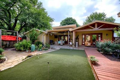 Single Family Home For Sale: 2608 Little John Ln