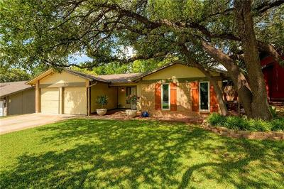 Hays County, Travis County, Williamson County Single Family Home For Sale: 7402 Loganberry Dr