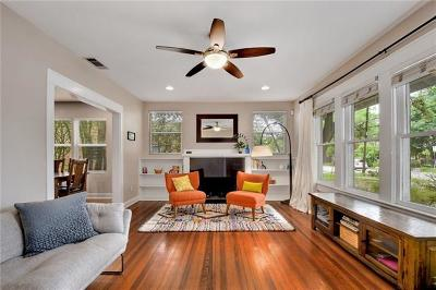 Austin Single Family Home For Sale: 713 E 32nd St