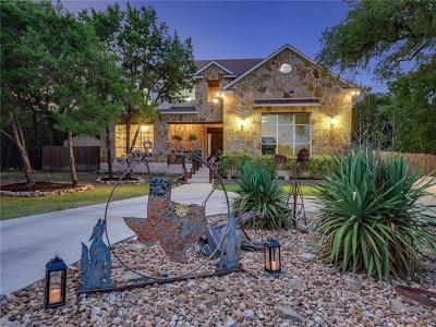 Wimberley Single Family Home For Sale: 5 Eventide Cir