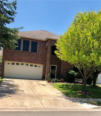 Single Family Home For Sale: 6409 Marble Creek Loop