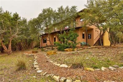 Dripping Springs Single Family Home For Sale: 18114 Compass Cir