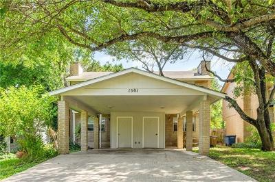Austin Multi Family Home For Sale: 1501 Cinnamon Path