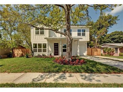 Austin TX Single Family Home For Sale: $695,000