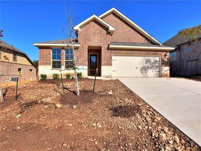 Leander Single Family Home For Sale: 4309 Twisted Trees Dr