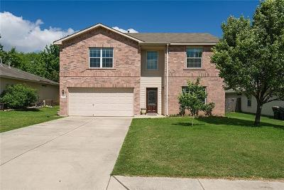 Kyle Single Family Home For Sale: 195 Dandelion Loop