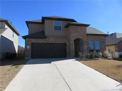 Hays County Single Family Home For Sale: 504 Eagle Brook Ln