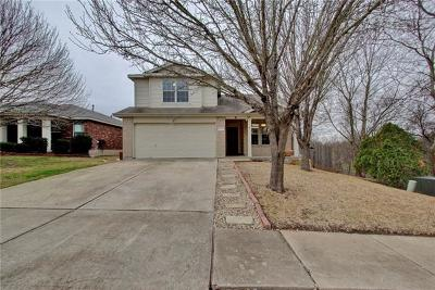 Pflugerville Single Family Home For Sale: 14621 Lantern Dr
