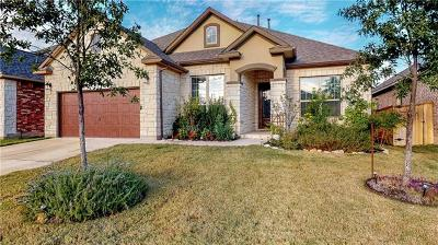 Georgetown Single Family Home For Sale: 208 Fort Hood Ln