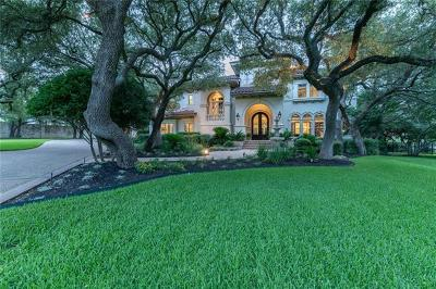 Austin Single Family Home For Sale: 451 Pemberton Way