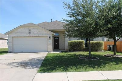 Buda Single Family Home For Sale: 616 Dark Horse Ln