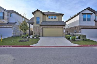 Cedar Park Single Family Home For Sale: 1401 Little Elm Trl #220