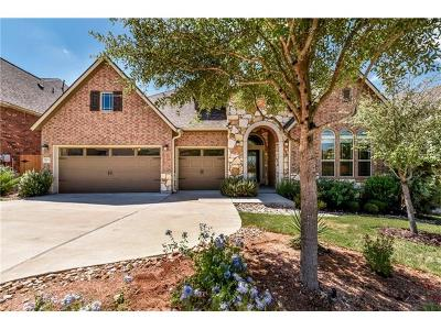 Austin Single Family Home For Sale: 5604 Cherokee Draw