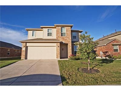 Hutto Single Family Home Pending - Taking Backups: 105 Mollie Dr