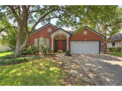 Single Family Home For Sale: 118 Pecan Vista Ln