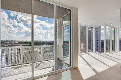 Austin Condo/Townhouse For Sale: 301 West Ave #1008
