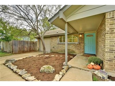 Austin Single Family Home For Sale: 5005 Richmond Ave