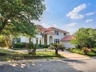 Austin Single Family Home For Sale: 1406 Mesa Ridge Ln