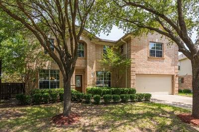 Cedar Park Single Family Home For Sale: 2404 Paige Cv