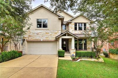Hays County, Travis County, Williamson County Single Family Home Pending - Taking Backups: 5908 Terravista Dr