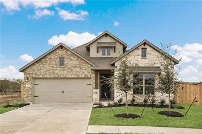 San Marcos Single Family Home For Sale: 104 Tulip Garden Trl