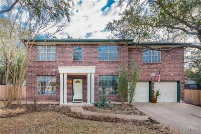 Hays County, Travis County, Williamson County Single Family Home For Sale: 8105 Billy Bonney Ct