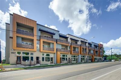 Austin Condo/Townhouse For Sale: 2827 Manor Rd #AFDBL