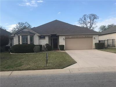 Georgetown Single Family Home For Sale: 921 Heritage Oaks Bnd