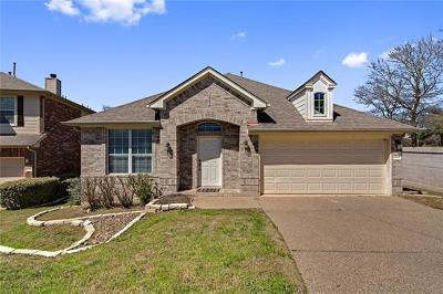 Austin Single Family Home For Sale: 2232 Westfalian Trl