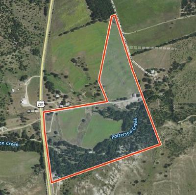 Burnet County, Lampasas County, Bell County, Williamson County, llano, Blanco County, Mills County, Hamilton County, San Saba County, Coryell County Farm For Sale: 12680 N Us Highway 281