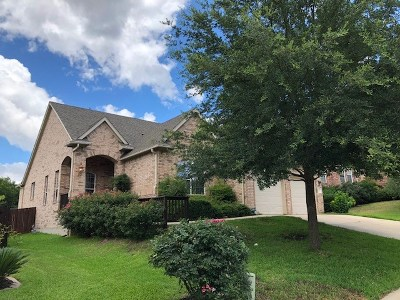 Cedar Park Single Family Home For Sale: 2509 Durlston Ct