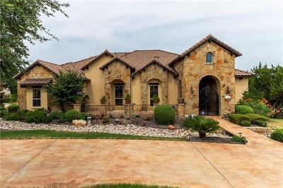 Single Family Home For Sale: 301 Bella Montagna Cir