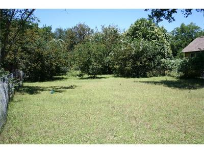 Austin Residential Lots & Land For Sale: 904 Cherico St