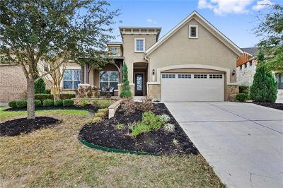 Austin Single Family Home Pending - Taking Backups: 15909 Dink Pearson Ln
