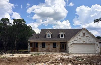 Wimberley Single Family Home For Sale: 4 Arbutus Cir