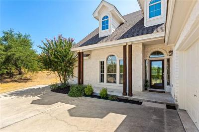 Dripping Springs Single Family Home Pending - Taking Backups: 10235 Twin Lake Loop