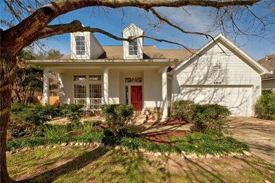 Austin Single Family Home For Sale: 8700 Little Laura Dr