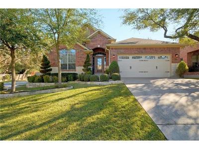 Travis County Single Family Home Pending - Taking Backups: 11436 Cherisse Dr