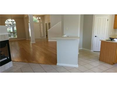Austin Single Family Home For Sale: 12536 Zeller Ln