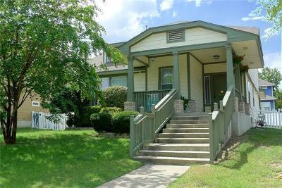 Kyle Single Family Home For Sale: 453 Sampson