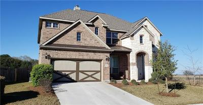 Pflugerville Single Family Home For Sale: 3004 Kenner Dr