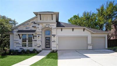 Leander Single Family Home For Sale: 512 Judge Fisk Dr