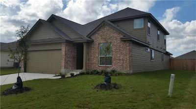 New Braunfels Single Family Home For Sale: 2250 Clover Rdg